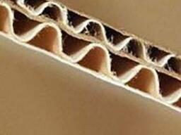 Гофрокартон листовой пятислойный