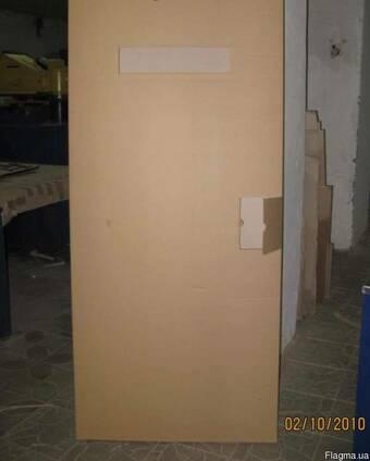 Гофроупаковка для дверей