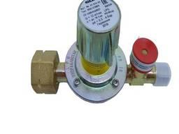 GOK Регулятор середнього тиску газу GOK M50-V/SBS 12кг/год 0, 5-4бар Komb. A x G3/8LH-KN. ..