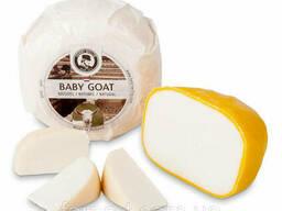 Голандський Козий сыр 4,5 кг, 50%
