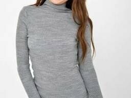 Гольф женский 117R021 цвет Серый