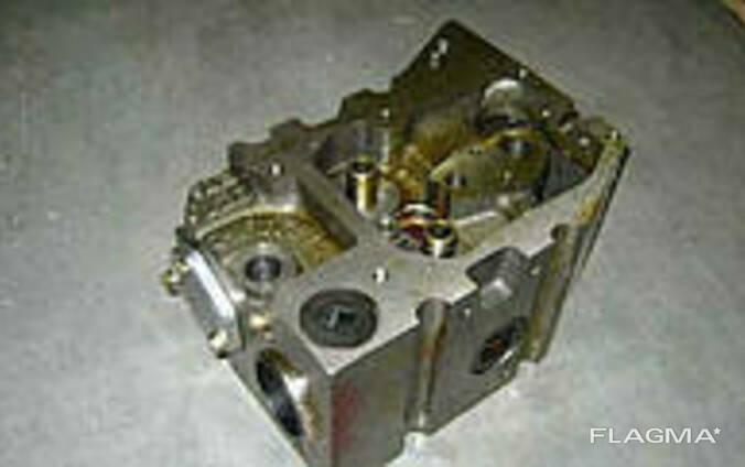 Головка Блока Цилиндра ЯМЗ 240 (Индивидуальная) Белаз-540. ..