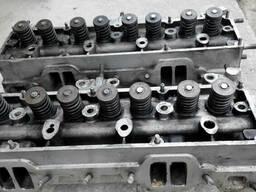 Головка блока цилиндров 12. 20 (газ/бензин) ЗИЛ-131
