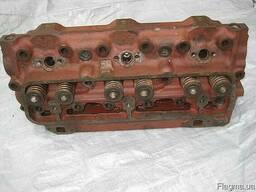 Головка блока цилиндров двигателя СМД-60 Т-150(ХТЗ) 60-06009