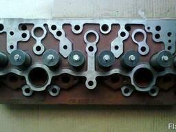 Головка блока цилиндров ГБЦ Д-245 МТЗ, ПАЗ