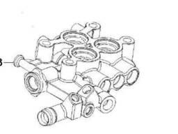 Головка блока цилиндров Karcher HD 6/16-4M
