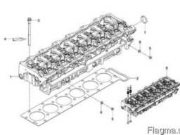 Головка блока цилиндров MAN двиг D20. .