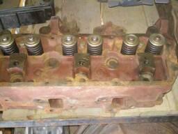 Головка блока цилиндров СМД-31 31-06С3 (31-06С3-1, 31-06С4-1