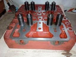 Головка блока цилиндров Т-130, Т-170 в сборе 51-02-3СП