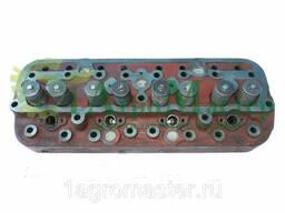 Головка блока цилиндров трактора ЮМЗ-6, Д-65 (Д65-1003012. ..