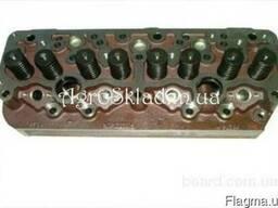 Головка блока цилиндров ЮМЗ-6 (Д-65) с клапанами