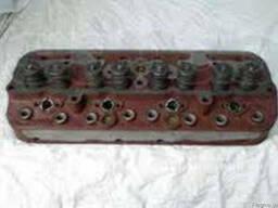 Головка блока цилиндров ЮМЗ Д 65 с клапанами - ГБЦ