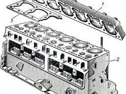 Головка блока двигателя MielecDiesel, SW266, SW400, SW680