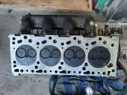 Головка блока двигателя Рено Мастер 2001г. в 2.8тди