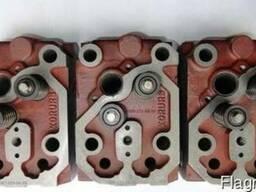 Головка блока двигателя Zetor 5201/7201 погрузчика 053/060