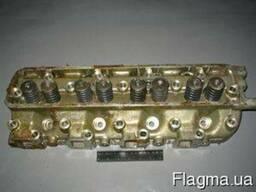Головка блока ГАЗ - 66 с клапанами