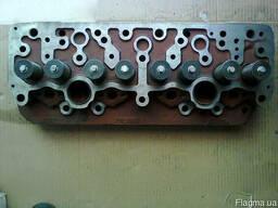Головка блока цилиндров на МТЗ (Д-245)