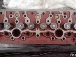 Головка блока цилиндров ГБЦ Д-240, Д-243 МТЗ-80, МТЗ-82