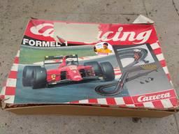 Гоночный трек Б/У carrera car racing (Оригинал) пр. 80-х Чехословакия