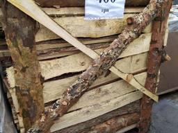 Горбыль-дрова в комплекте