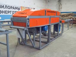 Горбыльно перерабатывающий станок Град-4М