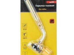 Горелка газовая для пайки Ø10мм Sigma (2901551)