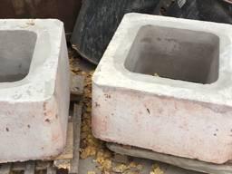 Горелочные камни для литейного оборудования - экономия топлива 5%