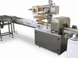 Горизонтальная упаковочная машина для хлебобулочных изделий