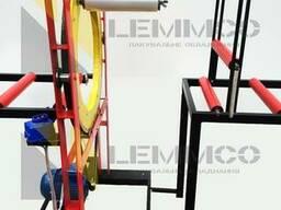 Горизонтально-упаковочная машина (обмотка в стрейч-плёнку)