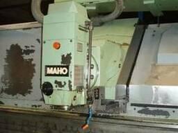 Горизонтальный станок c ЧПУ Maho mh 800c