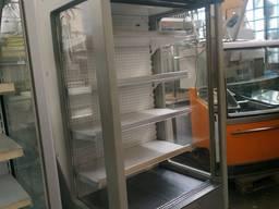 Горка холодильная COLD R09SN б/у регал, витрина холодильная