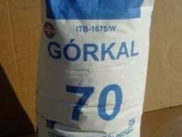 Горкал 70, высокоглиноземистый цемент