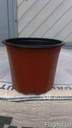 Горщики для квітів TEKU (діаметр12)