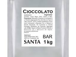 Горячий густой шоколад Santa - для профессионалов Бесплатная