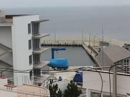 Гостиница 17номеров Совиньон, первая линия от моря - фото 7