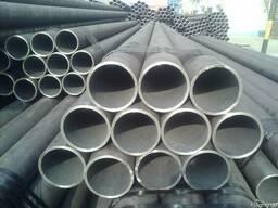 Трубы стальные бесшовные в полном ассортименте ст.20, ст.45