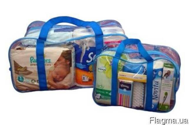 593351ee8205 Готовая сумка набор в роддом