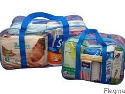 """Готовая сумка набор в роддом """" Лайт"""""""