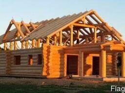 Готовые деревянные жилые дома в сруб Купить в Одессе