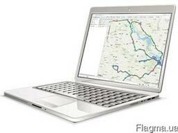 GPS мониторинг транспорта и контроль расхода топлива