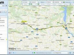 GPS мониторинг транспорта, трекер, ДУТ