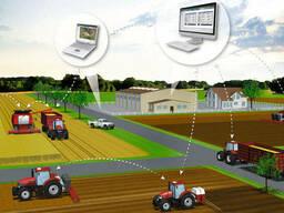 GPS мониторинг в сельском хозяйстве и агрофирме. Мониторинг