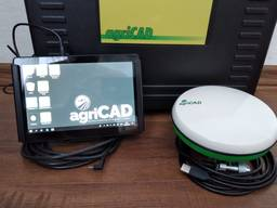 GPS навигатор параллельного движения AgriCAD (Италия)