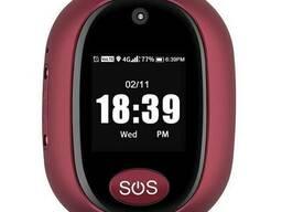 GPS трекер брелок 4G для детей и пожилых людей, с. ..