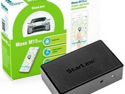 GPS/GSM поисковый маяк StarLine M15