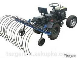Грабли для мототрактора мотоблочного Премиум 1, 5м