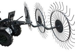 Граблі механічні Сонечко 3Р (ГР4)