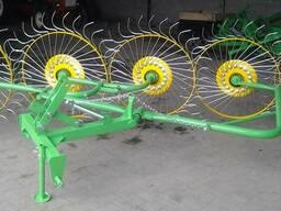 Грабли тракторные 5-ти колесные
