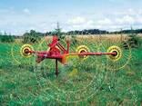 Грабли тракторные польша