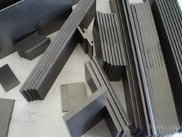 Лопатки графитовые для вакуумных насосов, компрессоров